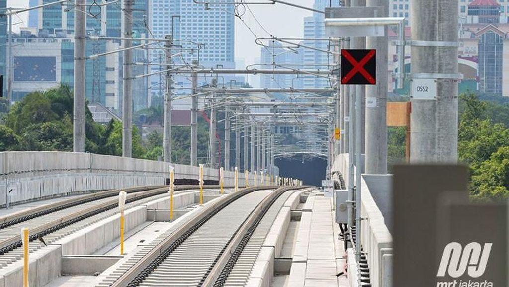 Teruskan MRT sampai Tangsel, Menhub Ajak Swasta