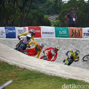 Dibekap Cedera, Bagus dan Rio Batal ke Kejuaraan BMX di Osaka