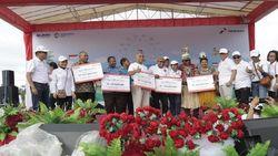 HUT RI dan Asian Games, Pertamina Beri Bantuan Rp 3,4 M di Papua
