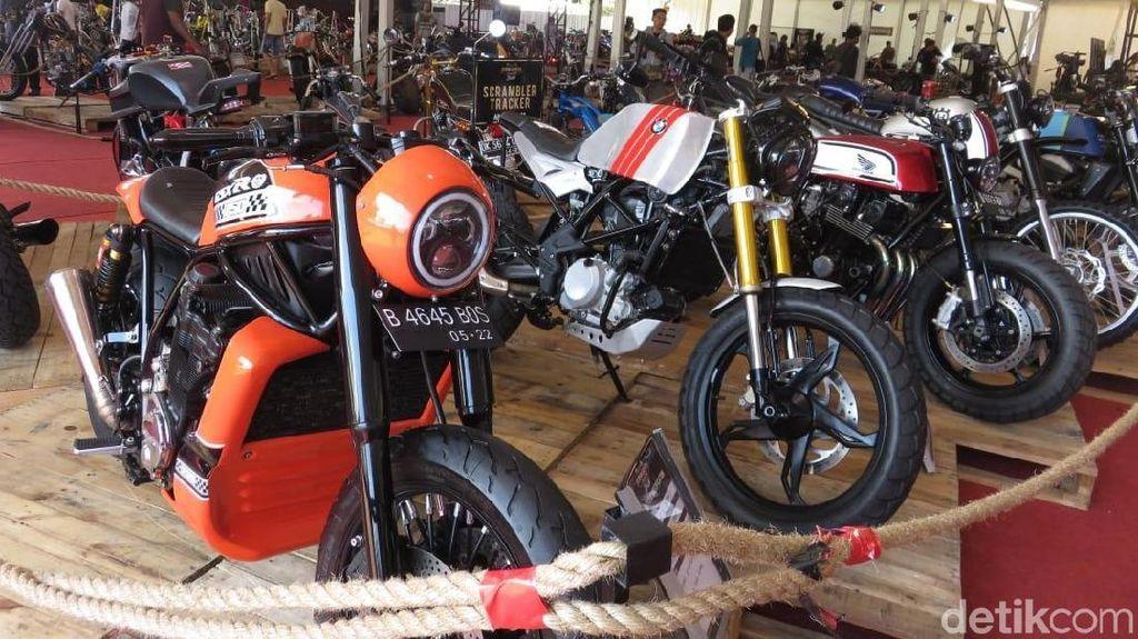 Surganya Modifikasi Suryanation Motorland Panaskan Bali