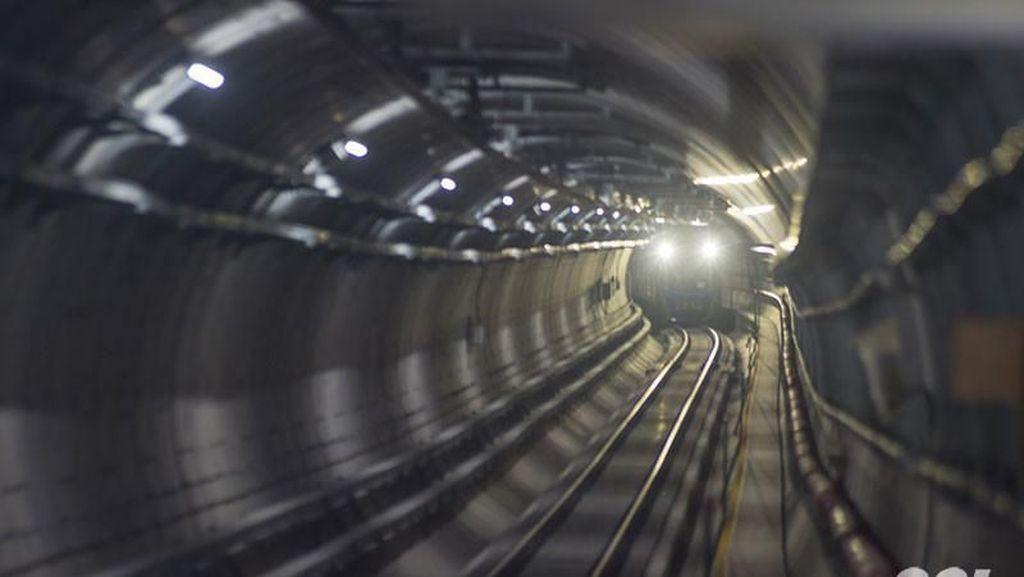 Pembangunan MRT Fase II Bakal Kerja Sama dengan Kontraktor Lokal