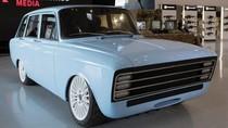 Kalashnikov Asal Rusia Luncurkan Mobil Listrik Untuk Saingi Tesla
