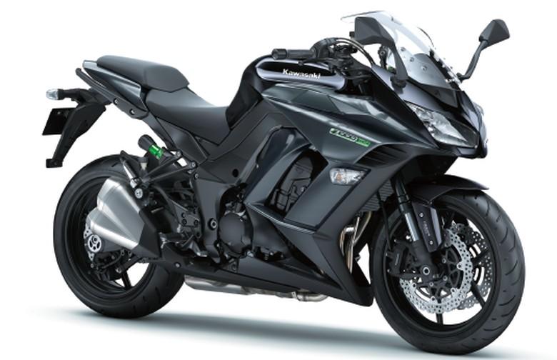 Kawasaki Z1000 SX Foto: dok. Kawasaki