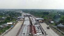 Proyek Tol Trans Sumatera Terus Dikebut, Ini Penampakannya
