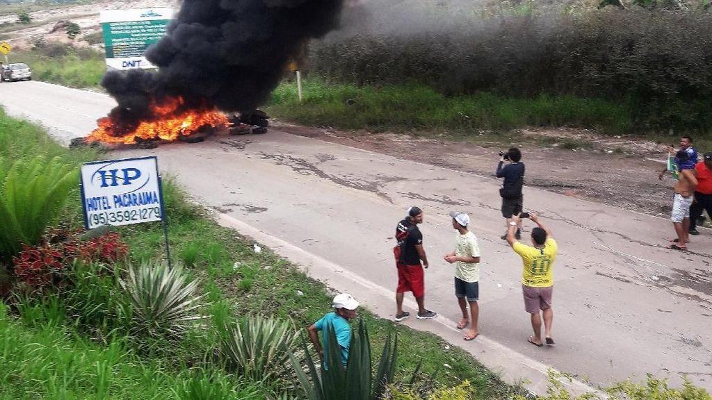 Blak-Blakan Wamenlu Venezuela soal Penyebab Krisis Ekonomi