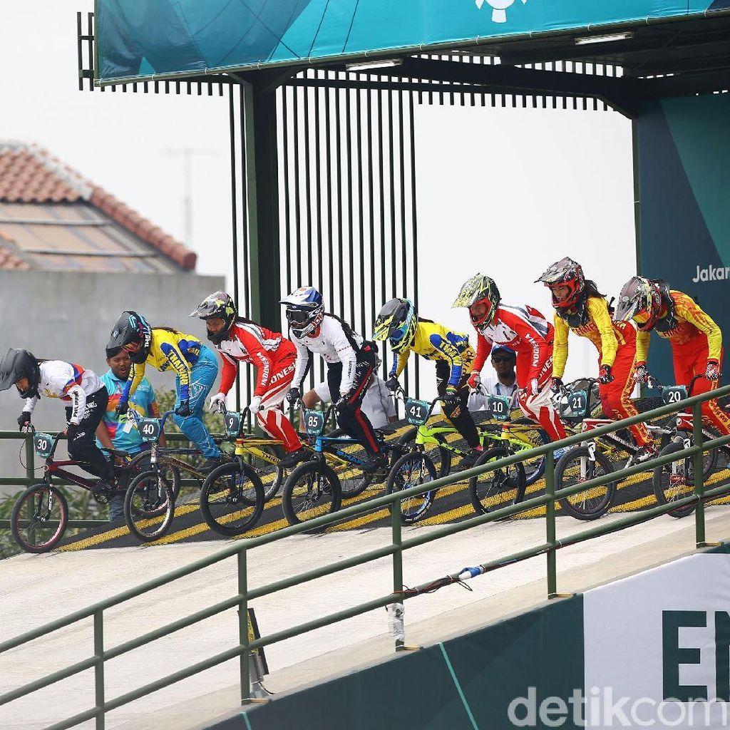 Demi Tempat di Olimpiade 2020, BMX Rencanankan TC di Eropa