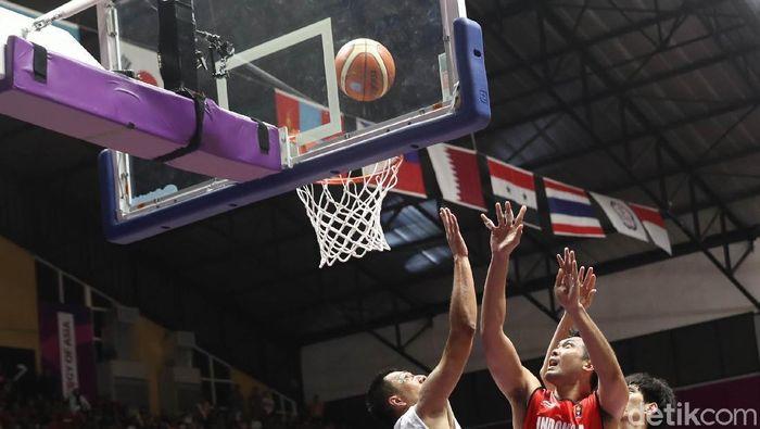 Timnas basket putra direncanakan menjalani pelatnas di Jakarta dan try out di Serbia. (Foto: Agung Pambudhy)