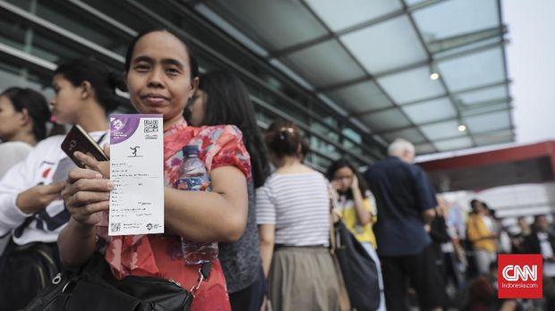 Permasalahan tiket pembukaan, penutupan, atau pertandingan tidak seharusnya terjadi di multievent sekelas Asian Games.