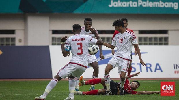 Jelang Lawan Indonesia, UEA Pulangkan Pemain yang Membangkang