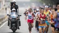 Emas Maraton Jadi Milik Pelari Jepang, Agus Prayogo Tak Finis