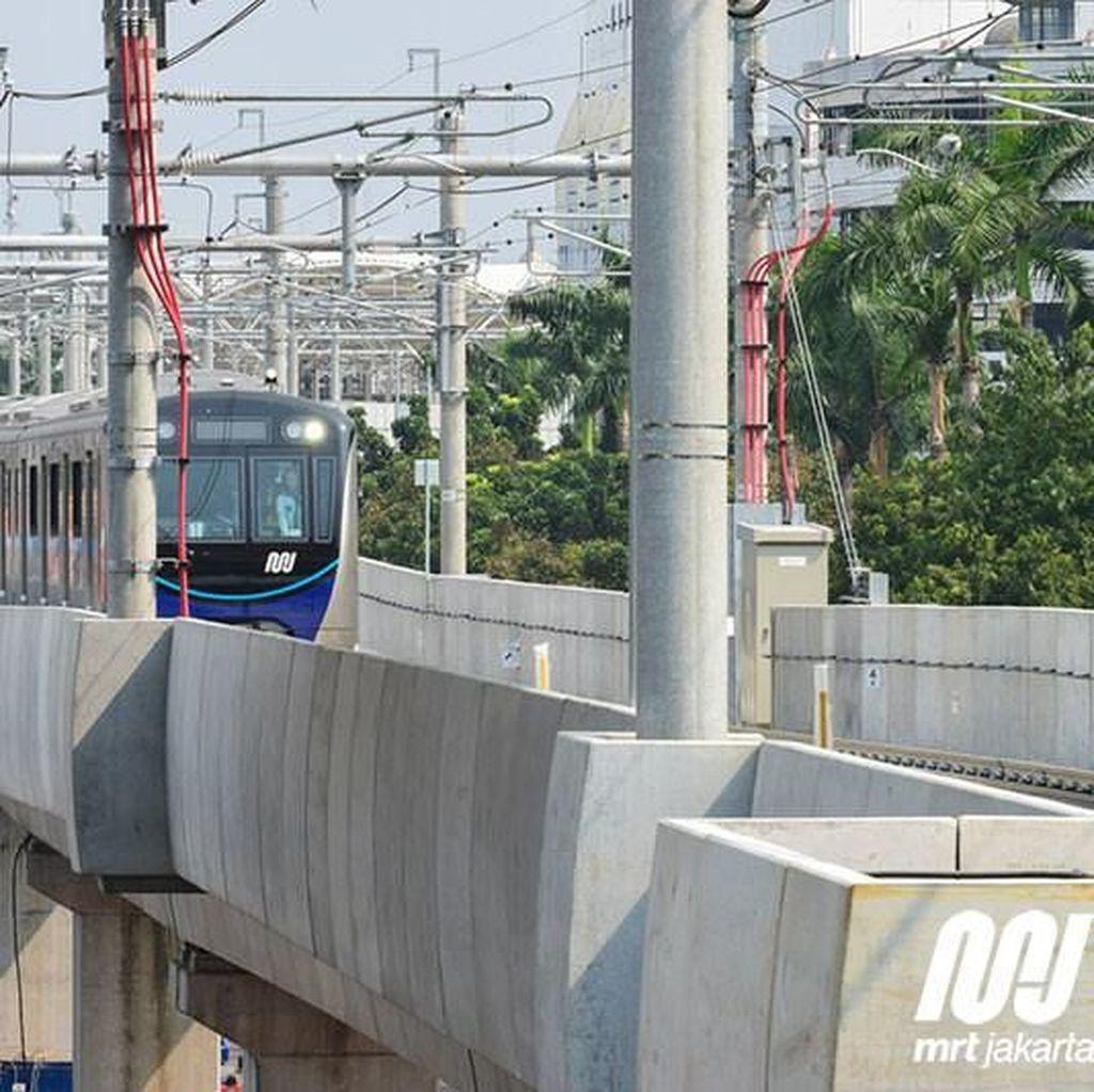 Begini Jurus Menjaring Banyak Orang Agar Naik MRT Jakarta