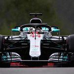 Kualifikasi GP Belgia: Hamilton Start Terdepan di Spa