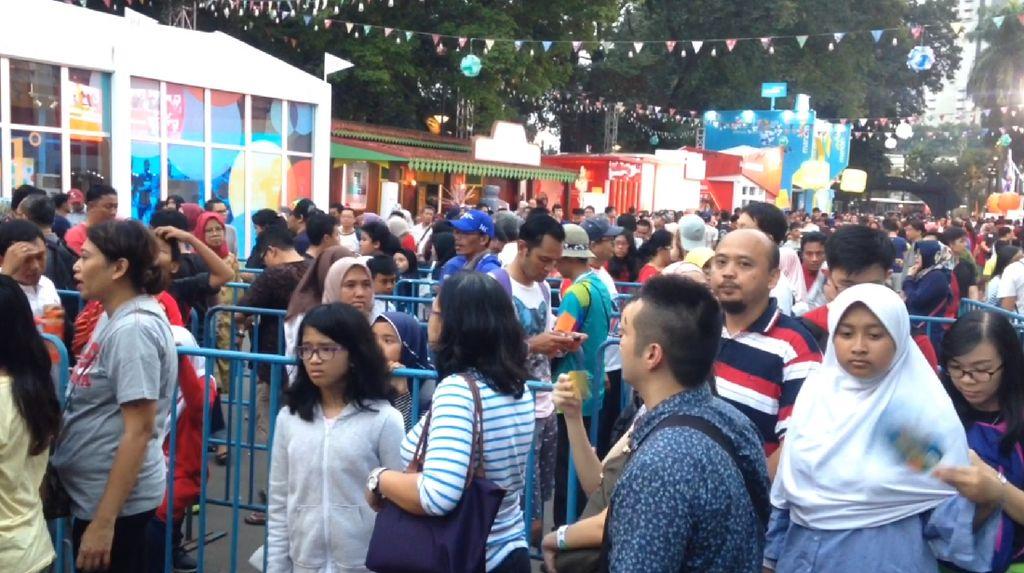 Bernilai Sejarah, Maskot Asian Games 2018 pun Diburu