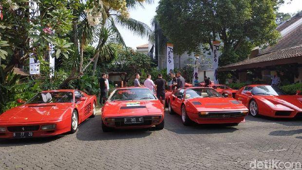 Ferrari klasik