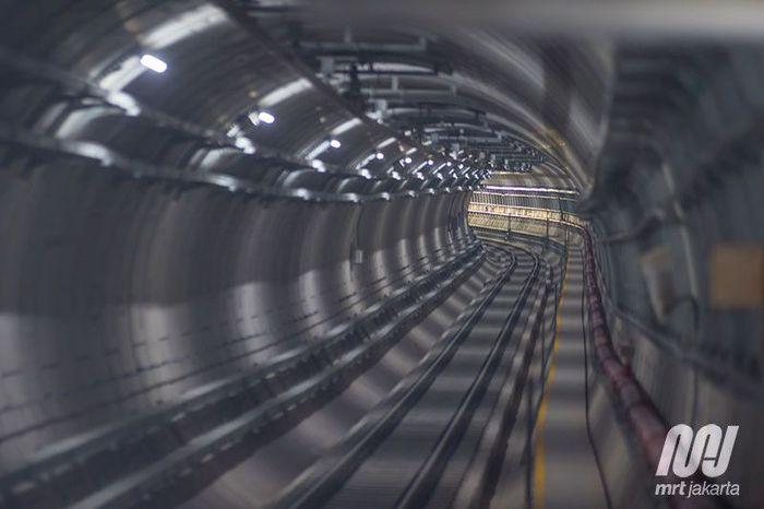 Seru Jajal Kereta Mrt Jakarta Dari Melayang Hingga Bawah Tanah