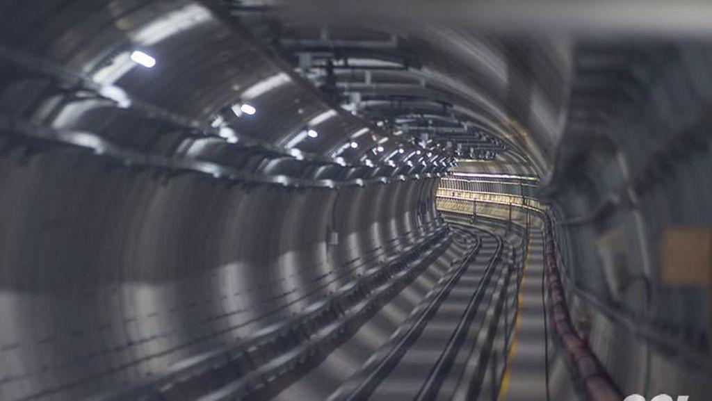 Menhub Sebut MRT HI-Kota Groundbreaking Bulan Depan