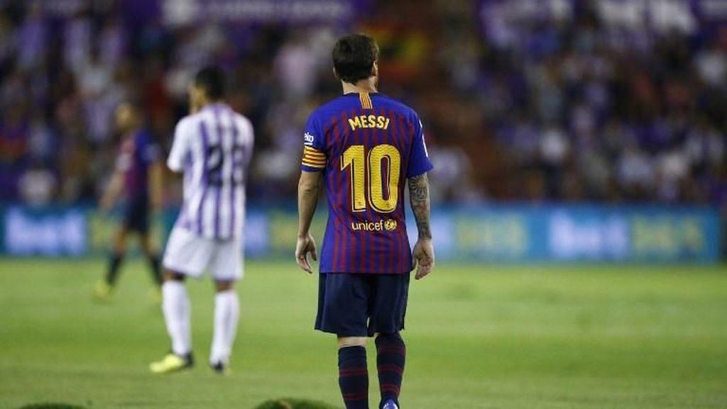 Apa Rencanamu Setelah Pensiun, Messi?