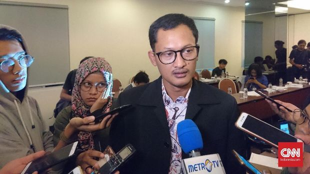 Hasanuddin Ali, Pendiri dan CEO Alvara Research Center.