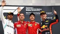 Vettel Menangi GP Belgia
