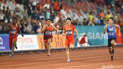 Kejuaraan Asia Atletik di China Batal Demi Keamanan Atlet