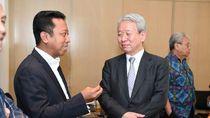 Ketum PPP Bicara Tantangan Ekonomi Global di Asian Statesmens Forum