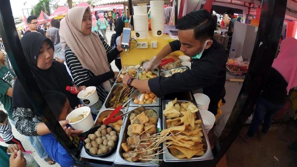 Berburu Kuliner Unik dan Kekinian di Festival Kanikan Lampung