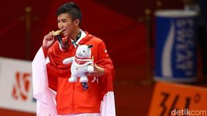 Rifki Ardiansyah Peraih Emas di Asian Games Merupakan Anggota TNI