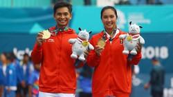 Christopher Rungkat/Aldila Sutjiadi berhasil menyabet emas di Asian Games 2018. Ya, demi menjaga performanya di lapangan, Christopher menggembleng fisiknya.