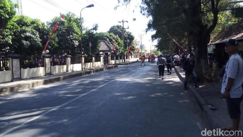 Nekatnya Iwan Adranacus Tabrak Pemotor di Samping Kantor Polisi