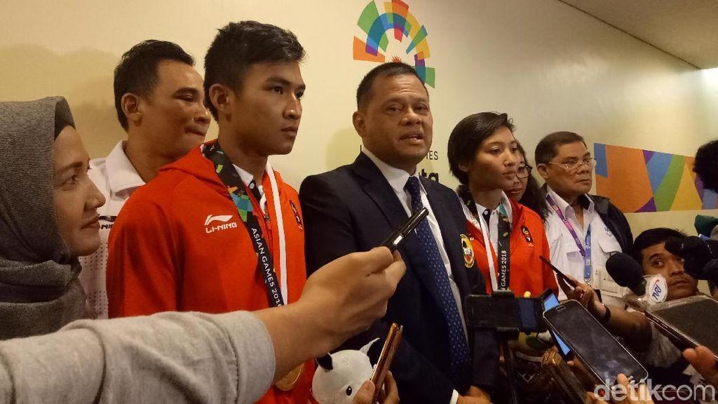 Rifki Ardiansyah Arrosyiid Dipersiapkan Beraksi di Olimpiade 2020