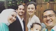 Usai Nikah, Kimberly Ryder Merasa Bentuk Tim dengan Edward Akbar