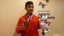 Naik Pangkat Usai Raih Emas di Asian Games, Ini Respons Serda Rifki