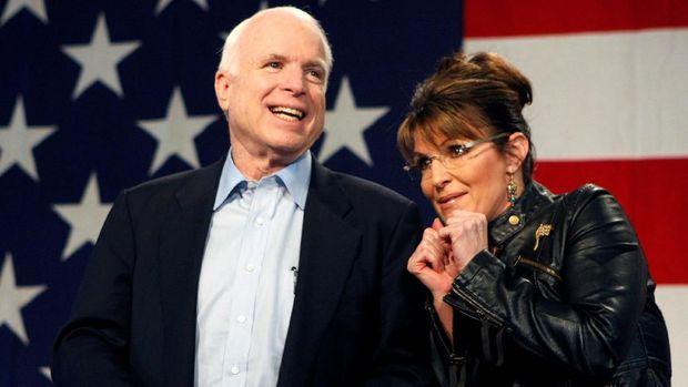 John McCain, Memori 'Sang Pemarah' Partai Republik