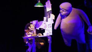 Papermoon Puppet Theatre Kini Bertandang ke Bandung