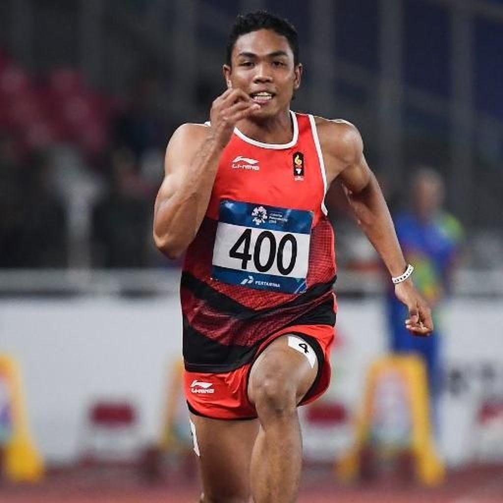 Indonesia Urutan ke-16 di Kejuaraan Atletik Asia, Medali dari Lalu M Zohri