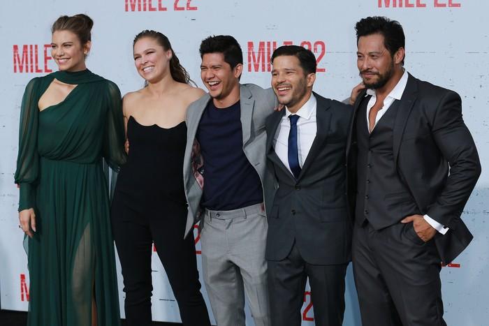 Film Mile 22 mendapatkan apresiasi dari pecinta film khususnya yang ada di Indonesia karena Iko Uwais ikut berlaga di dalamnya. Nah kalau kamu sudah nonton filmnya, pasti kamu ingat kan sosok Axel? (Foto: Getty Images)