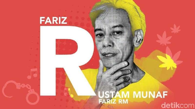 Fariz RM, Antara Musik dan Narkotik