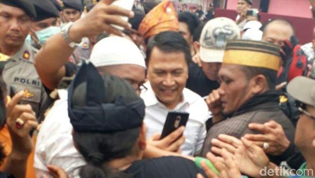 Mardani Hadiri Deklarasi #2019GantiPresiden di Pontianak