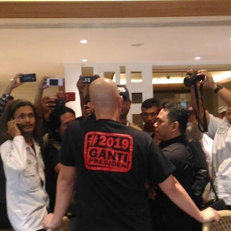 Tak Beri Izin, Namun Polisi Amankan Acara Ahmad Dhani di Solo