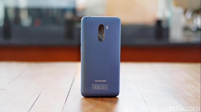 Xiaomi Pocophone. Foto: Adi Fida Rahman/detikINET