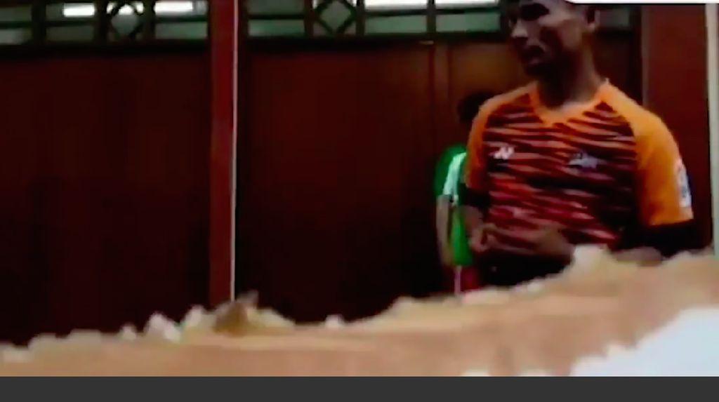 Video: Pesilat Malaysia Ngamuk di Ruang Ganti dan Rusak Fasilitas