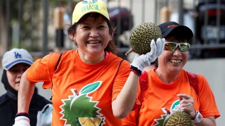 Durian Makin Populer di China, Apa yang Bisa Ditawarkan di Indonesia?