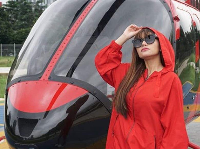 Namanya Dicatut Kasus Prostitusi, Dinar Candy Minta Polisi Segera Usut
