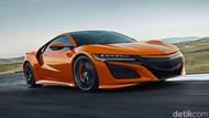 Wajah Baru Mobil Super Honda, Lebih Jreng dengan Warna Oranye