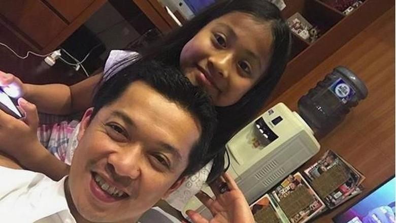Nilai Plus Ketika Anak Dekat dengan Ayahnya (Foto: Instagram @th_natanayo))