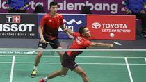 Meski Sulit, Fajar/Rian Pede Juara Lagi di Malaysia Masters 2019