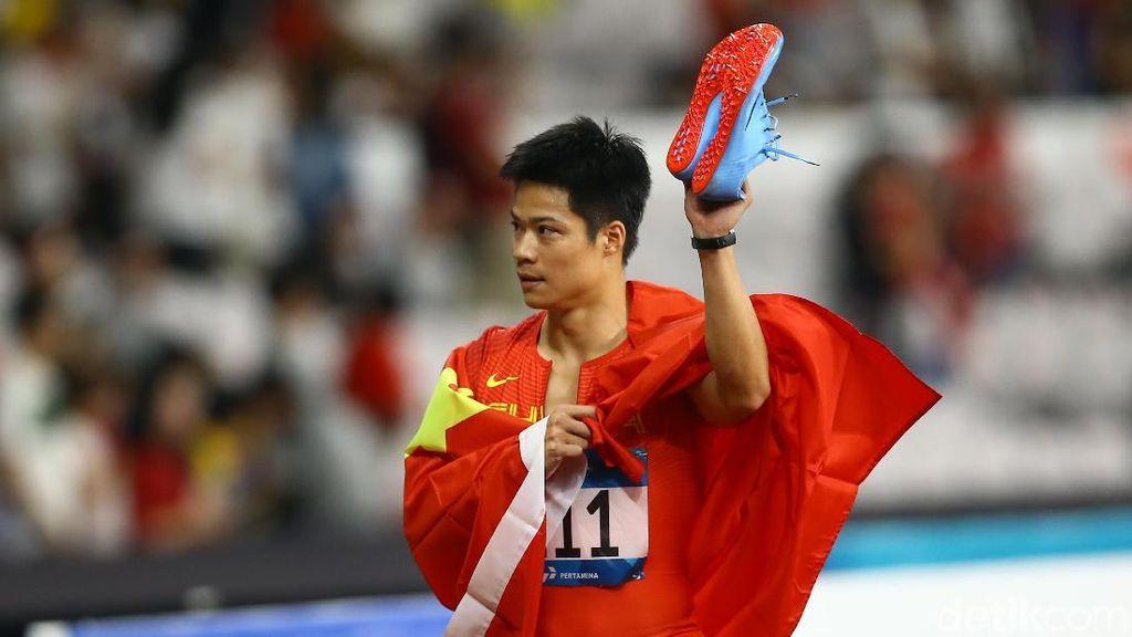 China Juara Umum Atletik, Bahrain Kedua, Indonesia Bikin Kejutan
