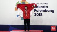 Sarah Tria Monita Beri Emas ke-19 untuk Indonesia