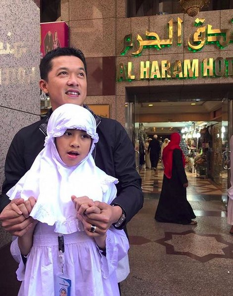 Perkenalkan, ini Natarina Alika Hidayat alias Atta, anak kesayangannya Taufik Hidayat. (Foto: Instagram @th_natanayo)