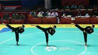 Lagi, Pencak Silat Sumbang Emas buat Indonesia di Asian Games 2018